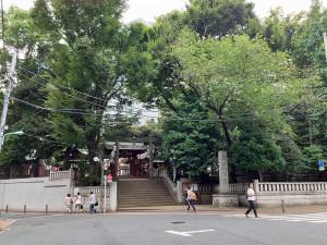 金王神社 渋谷