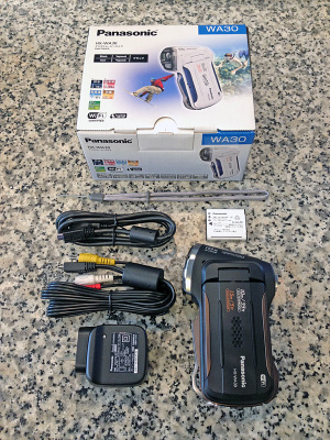 HX-WA30 Panasonic