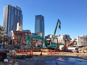 六本木三丁目東地区再開発築