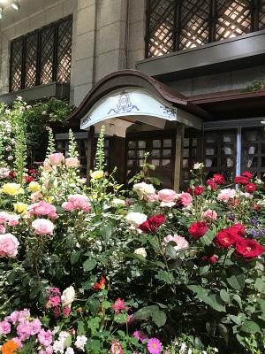 ホテル・オークラ東京「大使、大使夫人による10カ国のガーデニング」