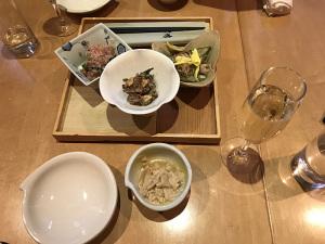 コレド室町1「おばんざい・炙り焼き・酒 菜な」
