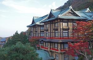 宮ノ下「富士屋ホテル」