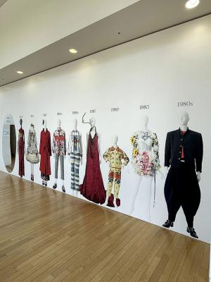 ファッション イン ジャパン 1945-2020 流行と社会
